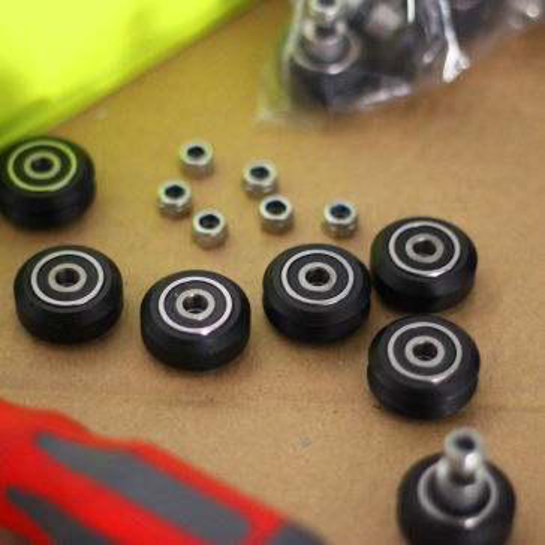 USED - Openbuilds Solid V-Wheel Kit
