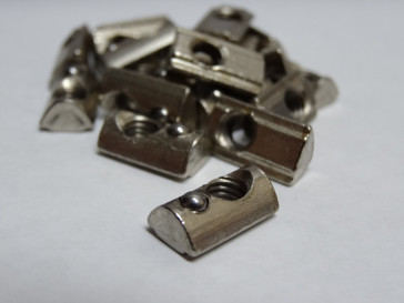 Spring Loaded Tee Nuts (1 Unit)