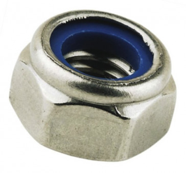 Hex Locking Nut - m5