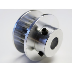 """Timing Pulley - 3GT (GT2-3M) - 20 tooth - 6.35mm Bore(1/4"""")"""