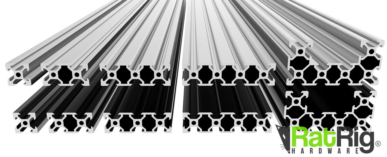 V-Slot Aluminium Extrusion