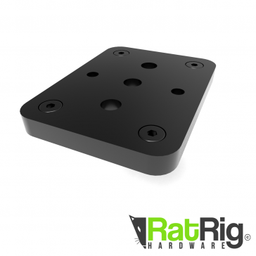 Rat Rig Heavy Duty Tripod Mount Plate Kit
