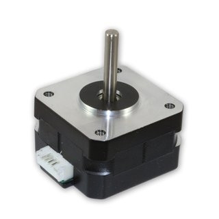 Nema 17 Stepper Motor - Pancake / Slimline - 0.9degree/step