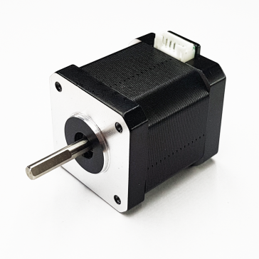 Nema 17 Stepper Motor  - 1.8degree/step, 76oz-in