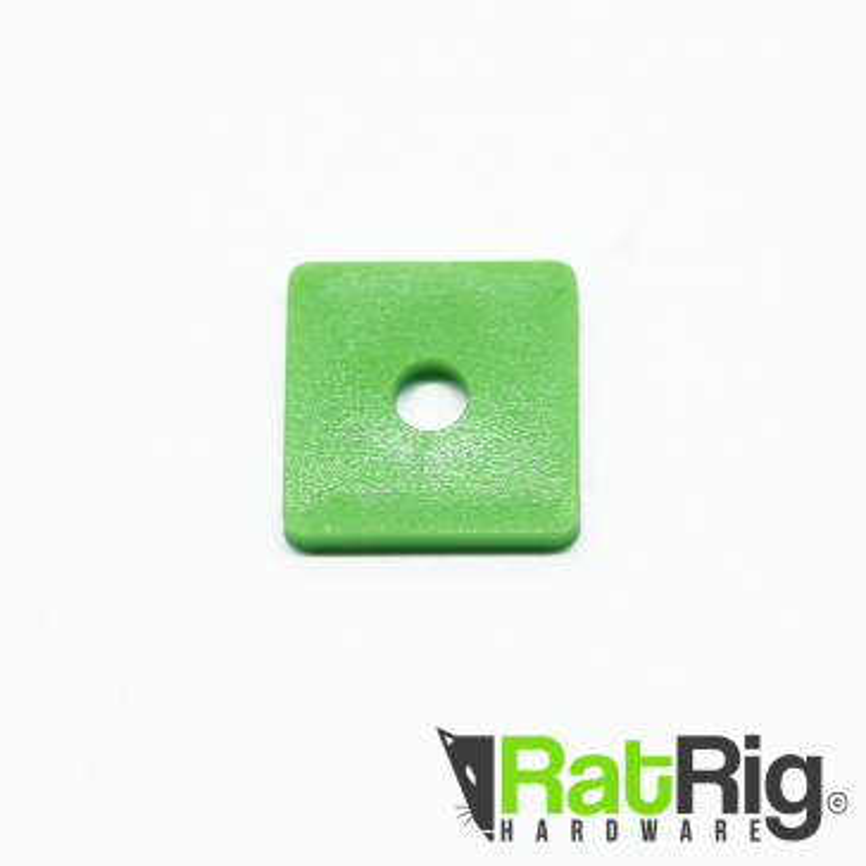 Rat Rig Endcap for 2020 V-Slot - Green (B-STOCK!)