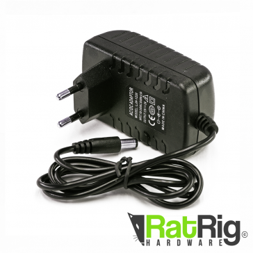 AC Power Adapter - Euro plug 12V