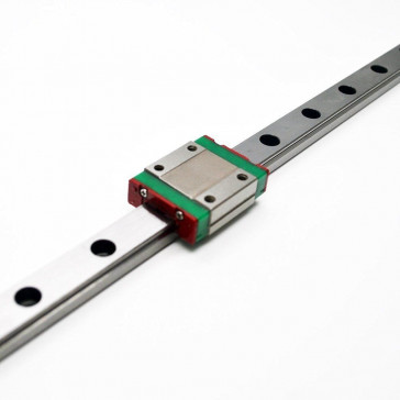 Linear Rail - MGN15 + MGN15C carriage (Multiple lengths)