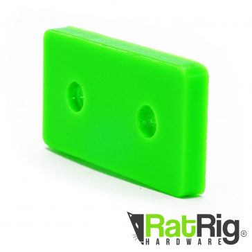 Rat Rig Endcap for 2040 V-Slot - Green