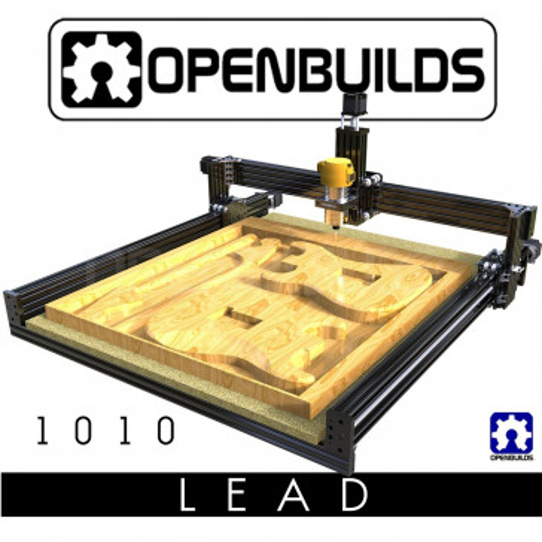 LEAD CNC 1000 x 1000mm (Mechanical or Full kit) [Lead Time 3 weeks]