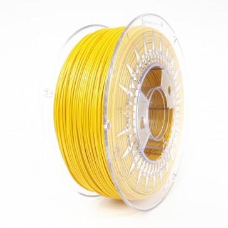 Filament - Devil Design 1KG - PETG 1.75 - BRIGHT YELLOW