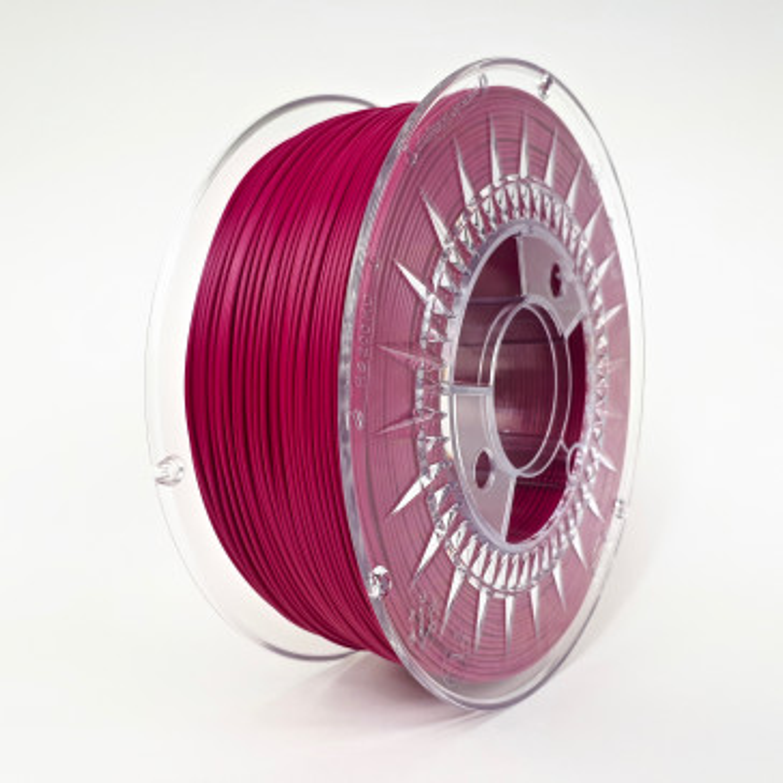 Filament - Devil Design 1KG - PETG 1.75 - RASPBERRY RED