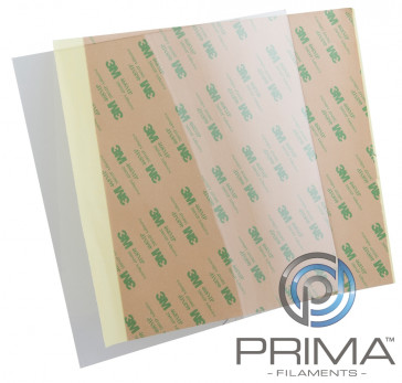 PrimaFil PEI Ultem Sheet 305x305mm-0.2 mm
