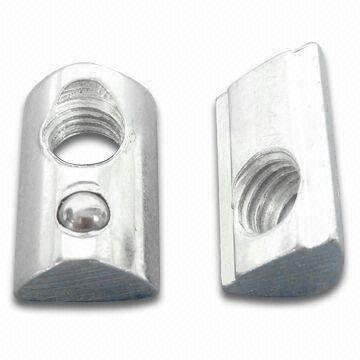 T-Nut - Spring Loaded for 40 Series - M8 (Single)