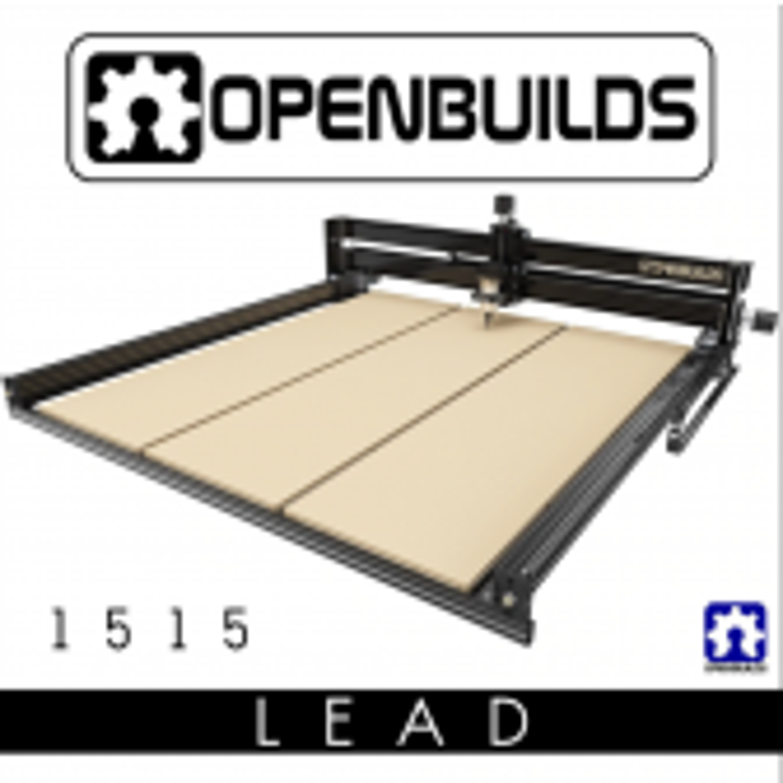 Rat Rig Lead CNC - Kit 1515 (1500 x 1500mm)