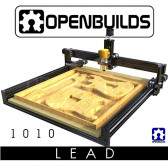 LEAD CNC 1000 x 1000mm (Mechanical or Full kit) [Lead Time 3 weeks]
