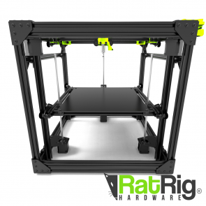 Rat Rig V-CORE V2.0 - 3D Printer Full Mechanical Kit (1 week lead time)