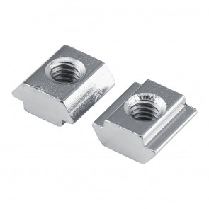 T-Nut - Square type for 3030 (Single) - Select Thread M3 up to M8