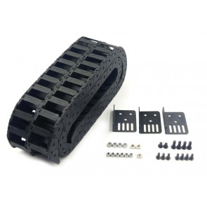Drag/Cable Chain Bundle - Small (For 500x750/750x750/750x1000mm machines)
