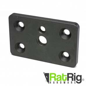 "Rat Rig Big Plate - 3/8"" and 1/4"" Tripod Mount Plate Kit"