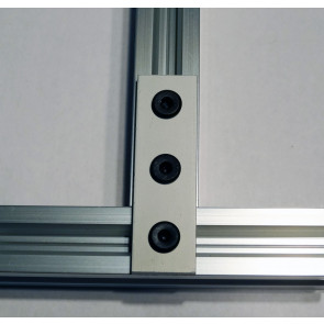 Joining Plate - 3 Hole Strip