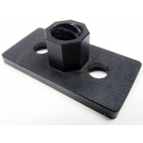 Nut Plate for 8mm Metric Acme Lead Screw