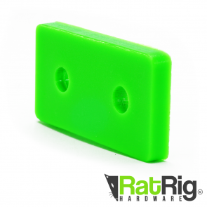 Rat Rig Endcap for 2040 V-Slot - Green (B-STOCK!)