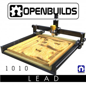 LEAD CNC 1000 x 1000mm (Mechanical or Full kit)
