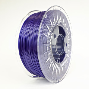 Filament - Devil Design 1KG - PETG 1.75 - GALAXY VIOLET