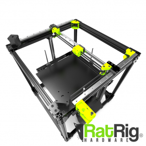 Rat Rig V-Core Pro Printer Kit (Linear rail version) [Lead time: 1 week]